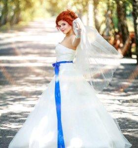 Свадебное платье;)