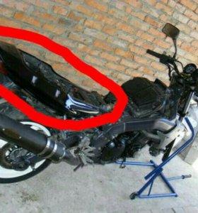 "Kawasaki zr 400 ""Xantus"""