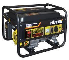 Бензо-электрогенератор huter DY 4000L
