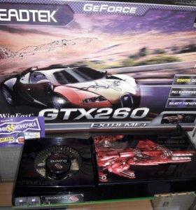 Видеокарта GeForce GTX 260