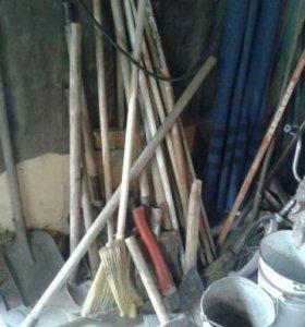 Инструмент для огорода и гаража