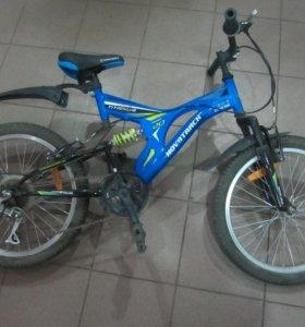 велосипед новотрек