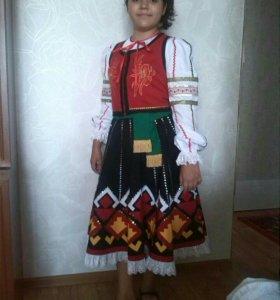 Закарпатский танцевальный костюм