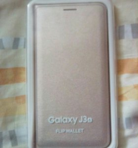 Чехол-книжка на Samsung j3 6