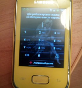 Samsung Galaxy Pocked GT-S5300