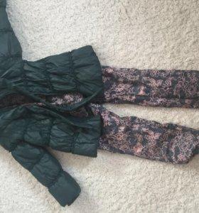 Демисезонные штаны и куртка gulliver