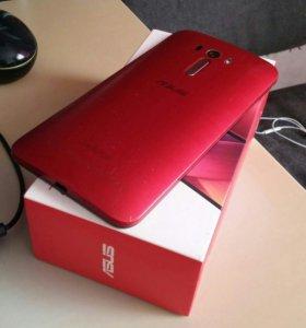Asus zenfone Selfie ZD 551kl Красный