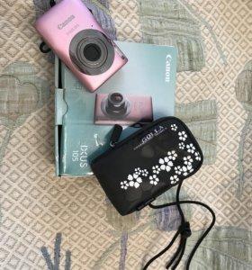 Фотоаппарат ixus 105