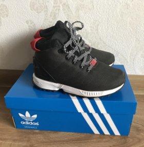 Детские утеплённые кроссовки Adidas (оригинал!!!)