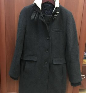 Тёплое пальто TOMMY HILFIGER