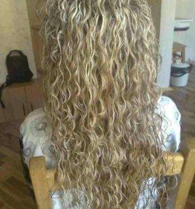 Карвинг,прикорневой объем,наращивание волос и т.д
