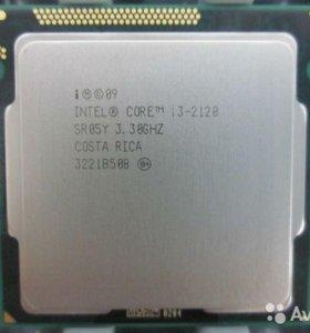 Intel i3 2120 LGA1155 (Sandy Bridge) 3,30 GHz
