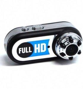 Мини камера MD98 с ночной подсветкой