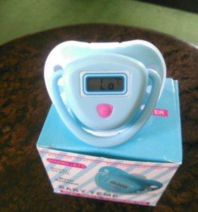 Соска- термометр