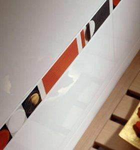 Плитка Настенная Aparici Holiday Blanco 40X20