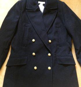 Пальто новое H&M
