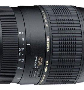 Объектив Tamron 70-300 для Nikon