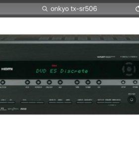 Новый AV-ресивер Onkyo TX-SR506