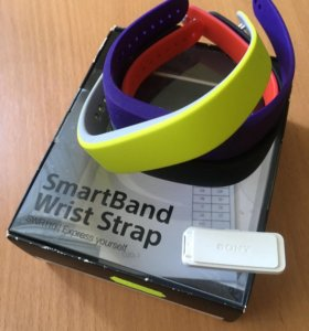 Фитнес браслет Sony SmartBand