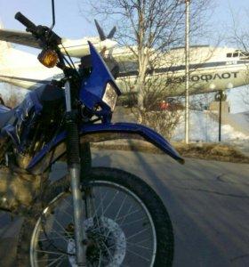 Мотоцикл эндуро ЗиД-Lifan 200GY-5