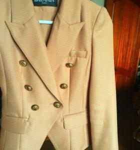 Balmain пиджак новый Люкс
