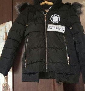 Куртка зимния размер 42/44