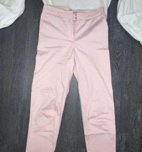 Брюки розовые M&S