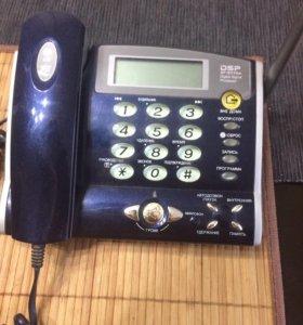 Телефон с авто ответчиком