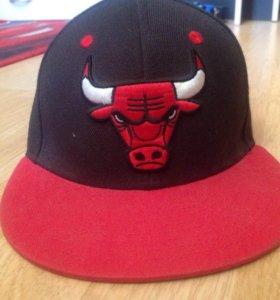 Кепка бейсболка NBA Chicago bulls adidas