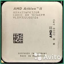 AMD Athlon II X3 455 OEM
