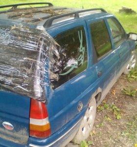 Форд эскорт есть всё