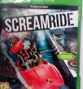 Диск Xbox one Screamride