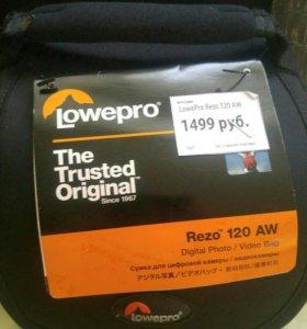 Новая Сумка для камеры LOWEPRO REZO 120AW