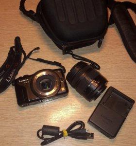 Фотоаппарат Panasonic GF-3
