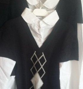 Блузы (Обманки) Для Девочек