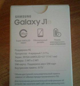 Самсунг Galaxy J 1,6