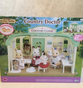 Sylvanian Familes Country Doctor