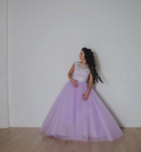 Платье свадебное /выпускное платье