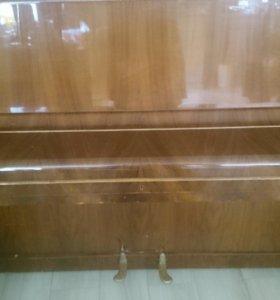 Пианино чешской марки SCHOLZE