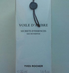 Парфюмерная вода Voile Dambre