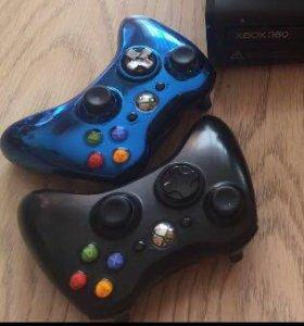 Xbox 360, 720гб памяти, более 80 игр на ж.диске