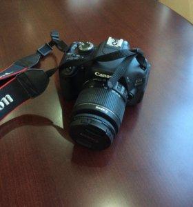 Зеркальный фотоаппарат Саnon EOS 600D