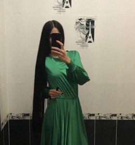 Дизайнерское платье