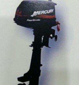 Новый Лодочный мотор.Mercury 2,5.