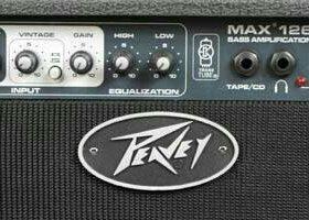 Бас-гитарный комбоусилитель Peavey