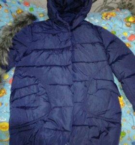 Курточка холофайбер зима