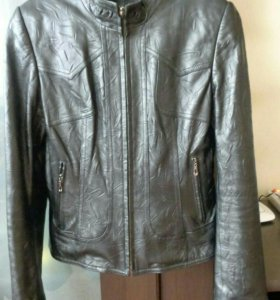 Куртка, натуральная кожа, р. 40-42