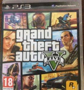 GTA V PS3