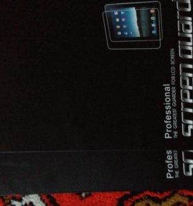 Плёнки на iPad mini и Galaxy Tab4 7,0