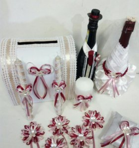 Свадебные мелочи под заказ